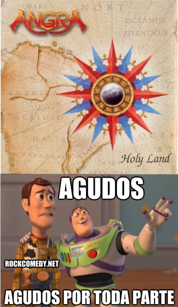 Holy land agudos